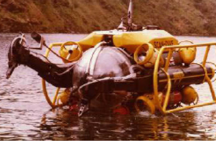 In 1978, Stoney Cove Marine Trials Ltd was formed to develop the full potential of Stoney Cove for scuba diving and commercial underwater activities.
